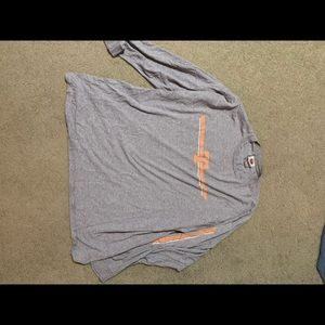 nike tennessee long sleeve t-shirt